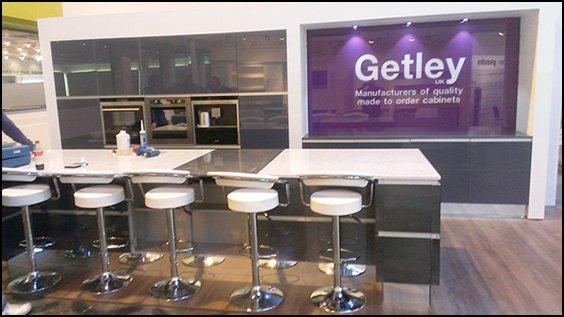 Getley UK KBB NEC 2014